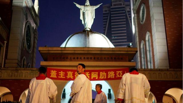 上海天主教會