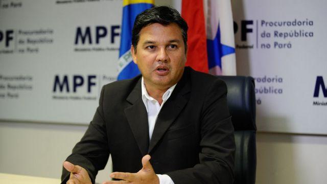 Felício Pontes, procurador da República
