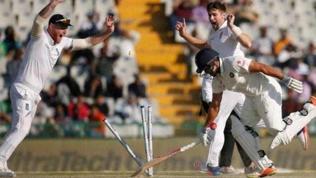 भारत-इंग्लैंड टेस्ट