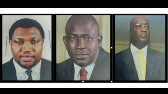 Gimba Yau Kumo 'declared wanted' by ICPC: Buhari son-in-law, Bola Ogunsola, Tarry Rufus face alleged 'misappropriation'
