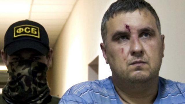 Євген Панов був затриманий ФСБ Росії