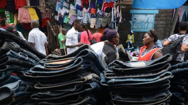 Letter from Africa: Kenya's love-hate relationship with Chinese traders