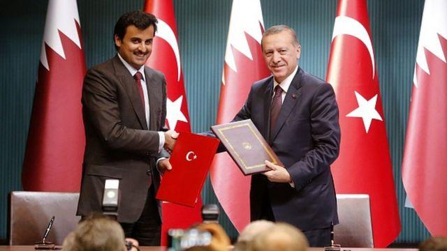 Katar ve Türkiye arasında Aralık 2014'te askeri işbirliği anlaşması imzalandı