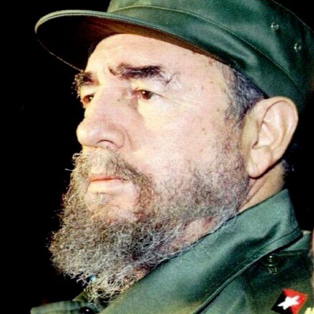 कम्युनिस्ट नेता फ़िदेल कास्त्रो