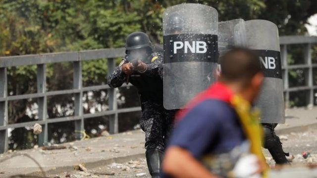 Protestas en Venezuela: los muertos y detenidos que dejaron las  manifestaciones en Venezuela - BBC News Mundo