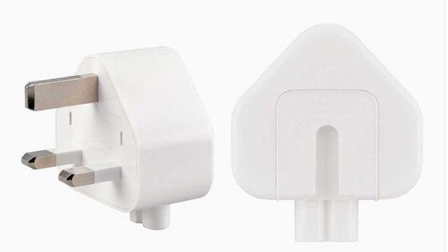 Apple recalls plugs in UK, Hong Kong and Singapore
