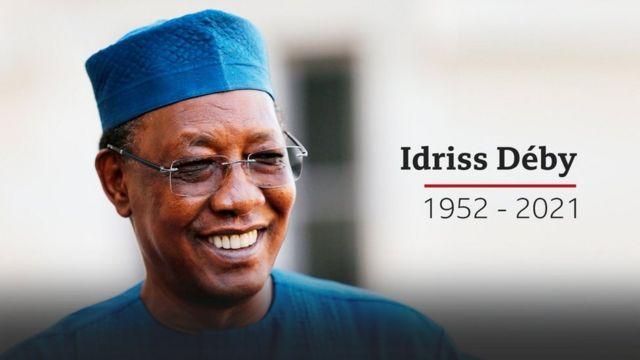 Idriss Déby wuxuu geeriyooday isagoo 68 jir ah