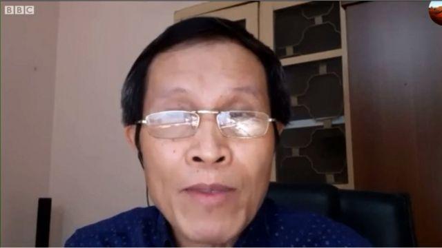 Nhà báo tự do, Blogger Ba Sàm Nguyễn Hữu Vinh