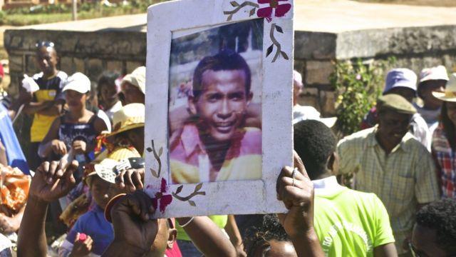Madagascar, rite funéraire