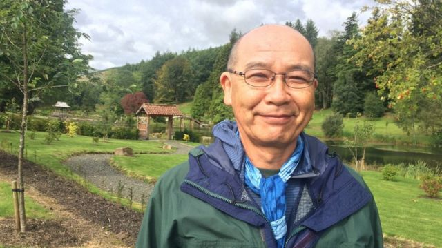Japanese garden nestling in Ochil Hills brought 'back to life'