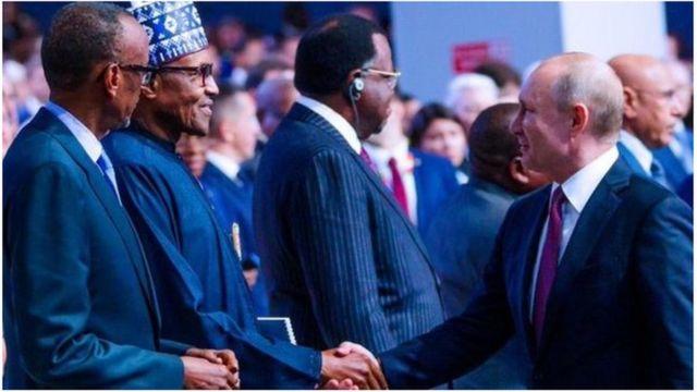Russia-Africa summit: