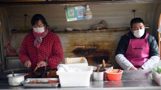 На пекинских рынках до сих пор торговали мясом диких птиц