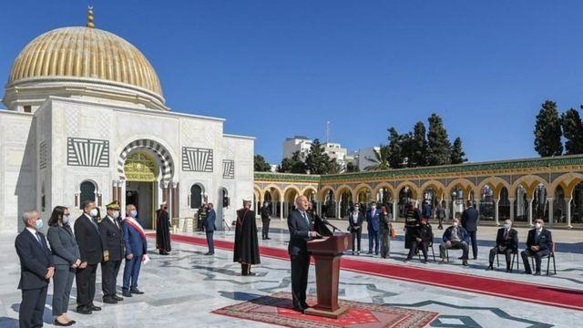 قیس سعید، رییسجمهور تونس از شورای امنیت سازمان ملل خواست در رابطه با بحران بیتالمقدس نشست برگزار کند