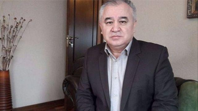 Oʻmirbek Tekebayev