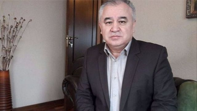Ўмирбек Текебаев