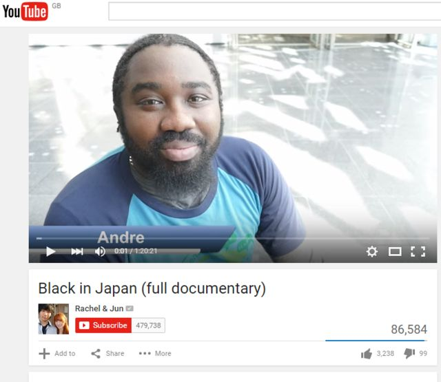 What's it like to be black in Japan?