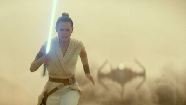 Frame de Star Wars