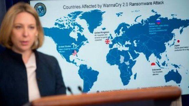 Jeanette Manfra, chef de lq cybersecurité au Département de la sécurité intérieur des Etats-Unis