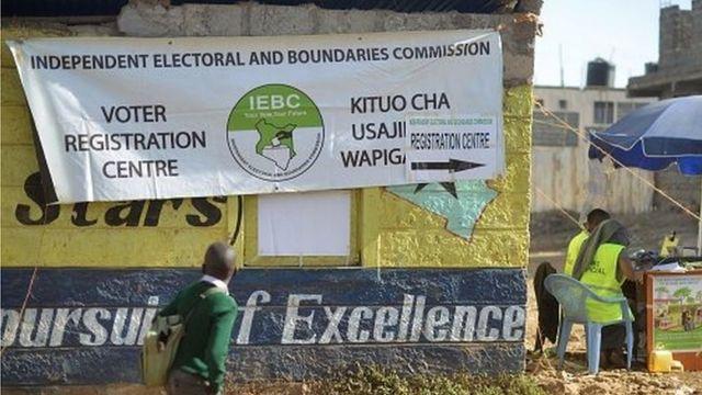 kenya, commission électorale, corruption