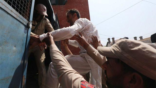भारत प्रशासित कश्मीर की एक फाइल फोटो