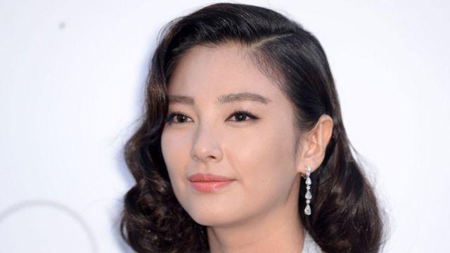 中国知名女星张雨绮