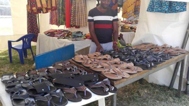 Ibirato vya sandale vyahinguriwe mu Burundi navyo birahayanishwa