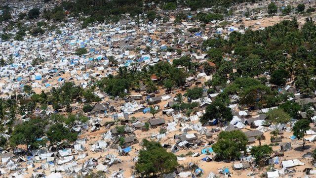 இறுதிகட்ட போரின்போது சுமார் 40000 பேர் கொல்லப்பட்டதாக ஐநா தெரிவிக்கிறது