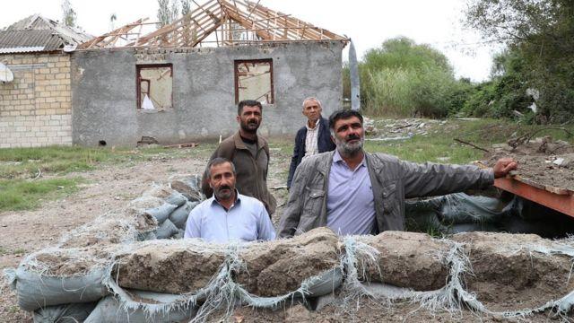 Война в Карабахе, день пятый: Эрдоган советует Путину и Макрону не лезть с  мирными предложениями - BBC News Русская служба