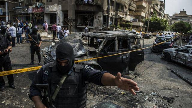 در جریان انفجار ۲۹ ژوئن سال ۲۰۱۵ هشام برکات، دادستان عمومی مصر کشته شد