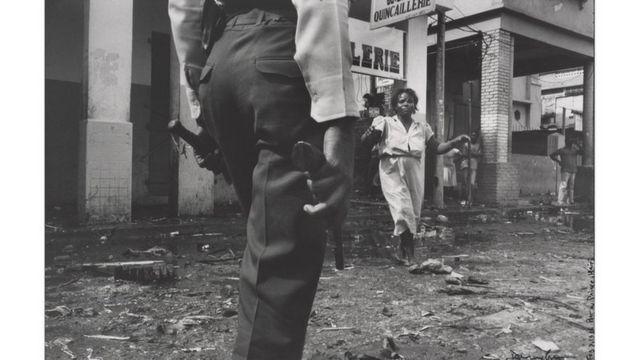 Danny Lyon (1942), Haití, 1987