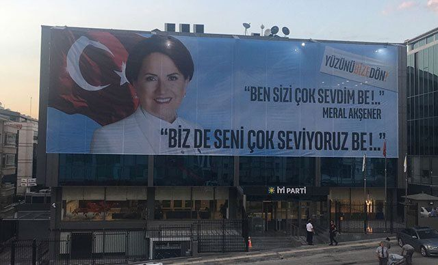 İYİ Parti Genel Merkezi
