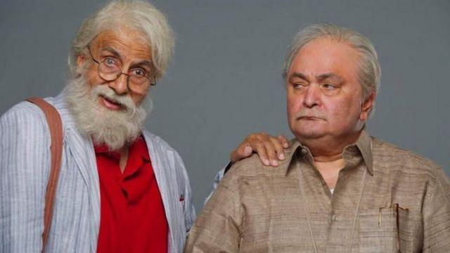 Amita Bachchan da Rishi Kapoor