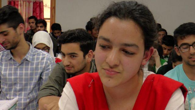श्रीनगर के युवा