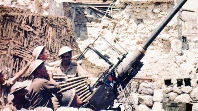 Batalla de Monte Cassino