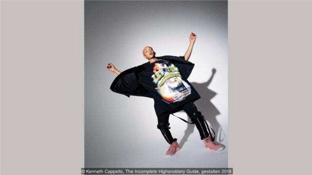 史密斯是潮流时尚媒体Highsnobiety的宠儿。