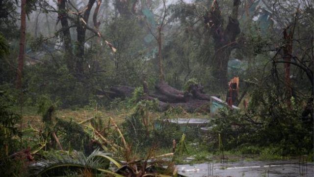 Les dégâts à Les Cayes seraient importants