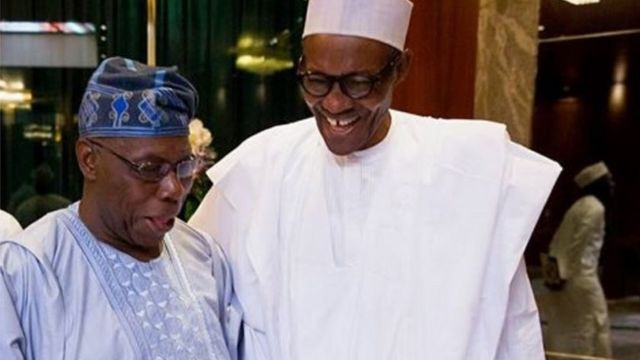 Obasanjo àti Buhari