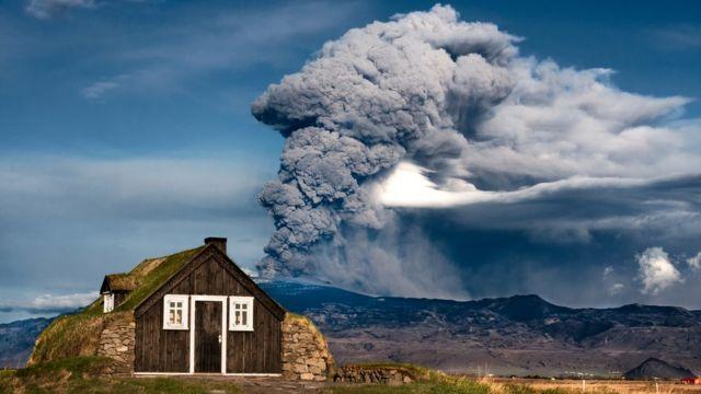 Erupción del Eyjafjallajökull