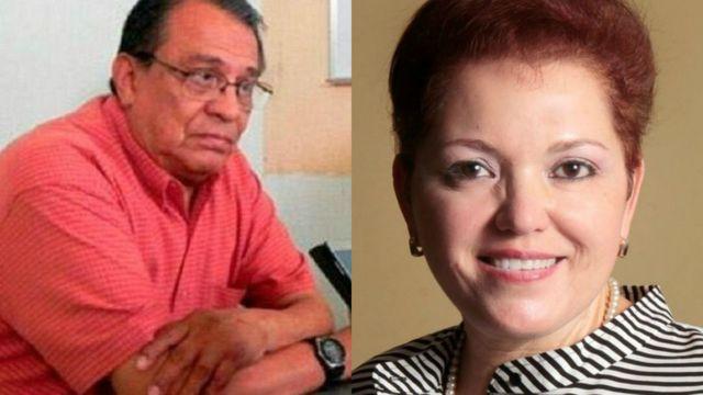 Maximino Rodríguez y Breach, ambos asesinados este año.