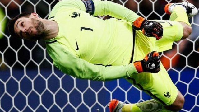Hugo Lloris ya koma Tottenham ne daga Lyon ta Faransa