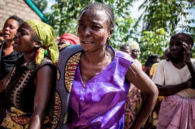 Женщины Конго