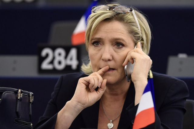 Marine Le Pen's presence deemed 'disrespectful' at Web Summit