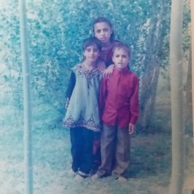 Growing up Afghan: 'My parents were told to swap me for a boy'