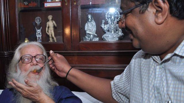डॉक्टर एस नांबी नारायणन, शंकर कुमार