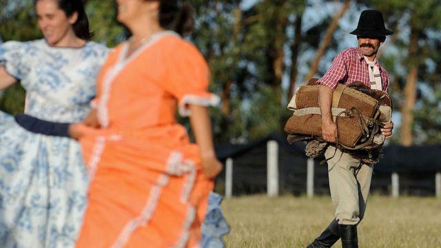 Uruguaios rurais