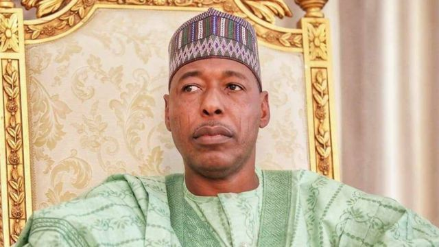 Wane ne gwamnan Borno Babagana Umara Zulum? - BBC News Hausa