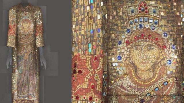 《天国之体》这场展览旨在探究时尚与天主教间的关系。