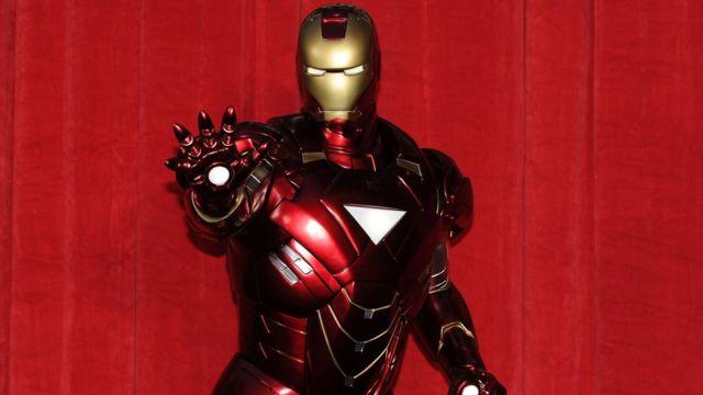 Iron Man (el hombre de hierro)