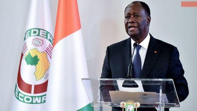 Alassane Ouattara : la réforme de la CEI sera pour 2020