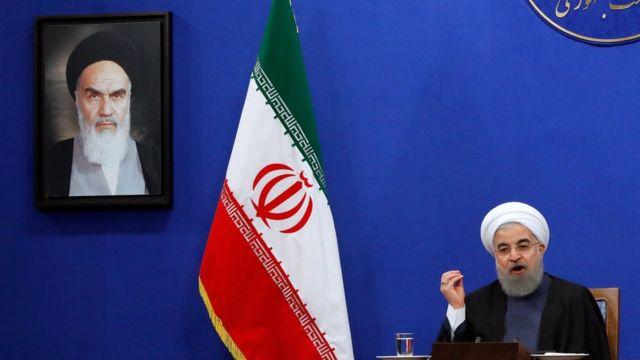 Hassan Rouhani, el presidente de Irán